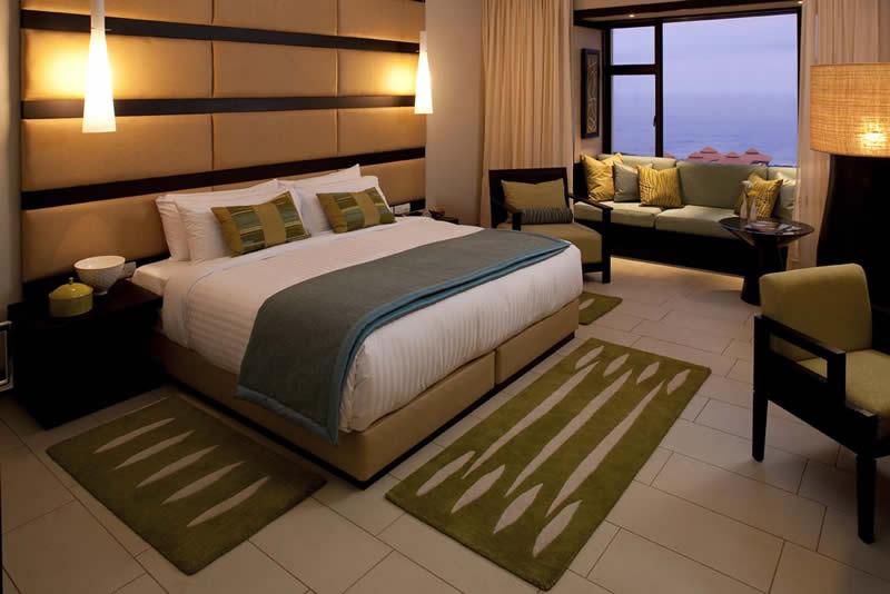 Guest Room Descriptions Of Zimbali Resort Deluxe Seaview