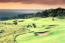 KZN offers the most scenic golf couses in South Africa