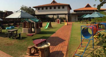 Kids activities at Zimbali resort