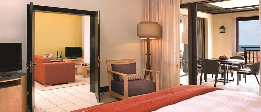 Seaview Suite at Zimbali resort