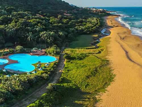 Zimbali Beach and Swimming Pools